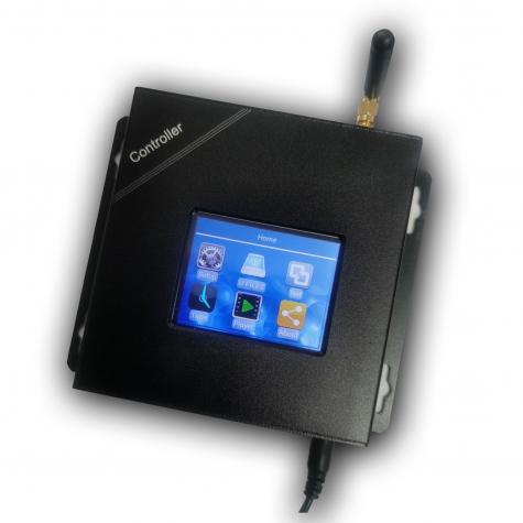LED全彩网络无线同步控制器